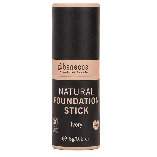 Foundation Stick Ivory 6γρ, Benecos