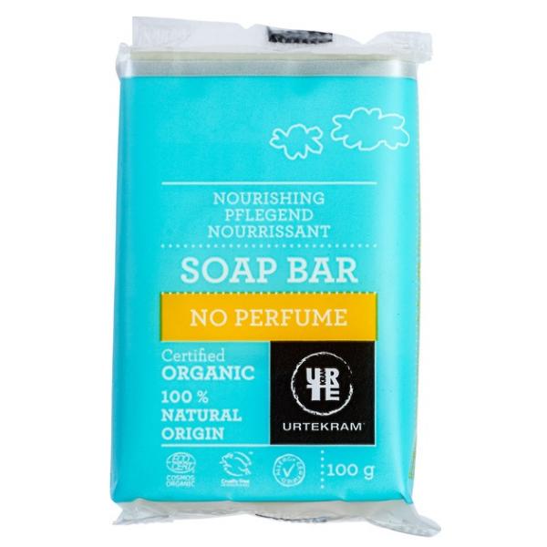 Οικολογικό Σαπούνι Χωρίς Άρωμα, 100 γρ, Bio, Urtekram