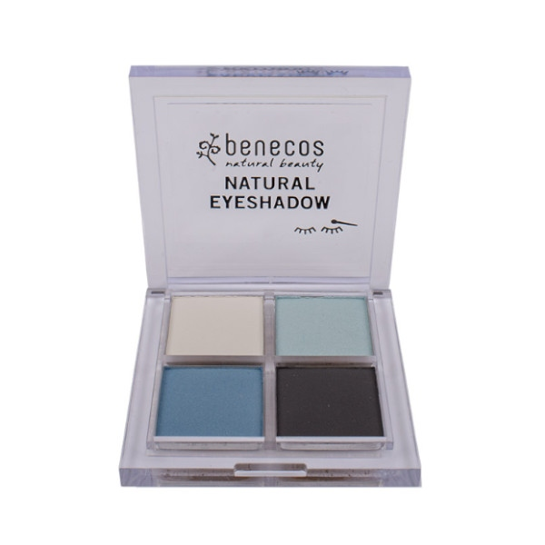 NATURAL QUATTRO EYESHADOW TRUE BLUE