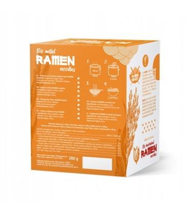 Bio Ramen Ζυμαρικά Βιο Κεχρίου 280γρ, Vegan, Diet Food