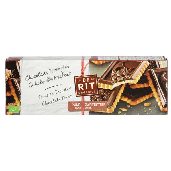 Βιολογικά Μπισκότα με Σοκολάτα, 150 γρ. Βio De Rit