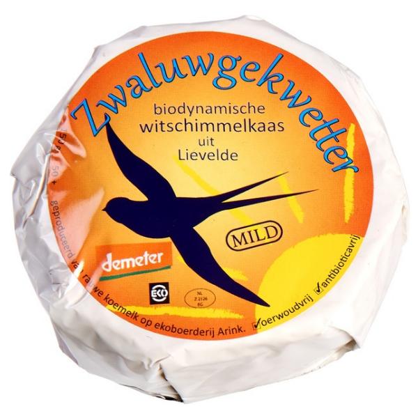 Βιολογικό Αγελαδινό Τυρί Κρεμώδες, 150 γρ., Βio, ZWALUWGEKWETTER