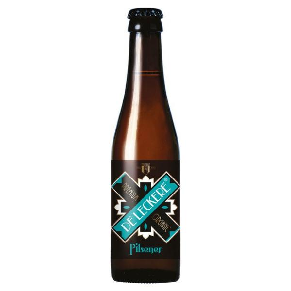 Βιολογική Μπύρα Pilsener, 330 ml, DE LECKERE