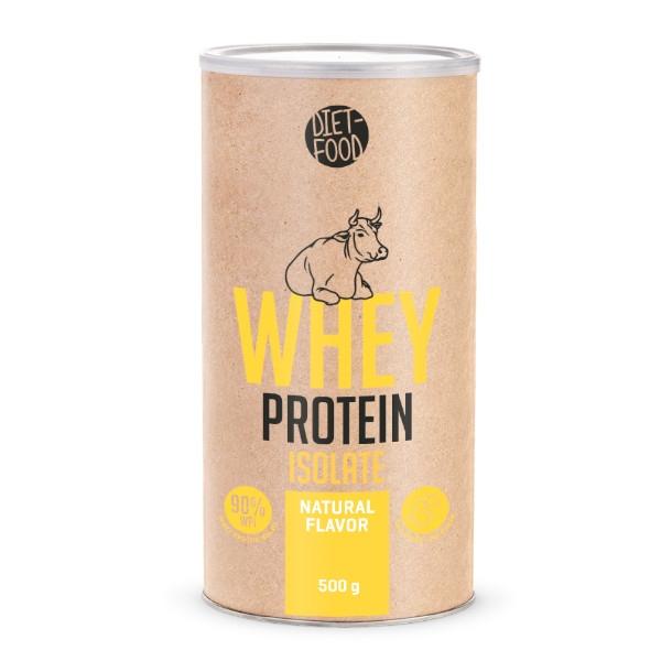 Πρωτεΐνη Γάλακτος 500γρ, Bio, Diet Food