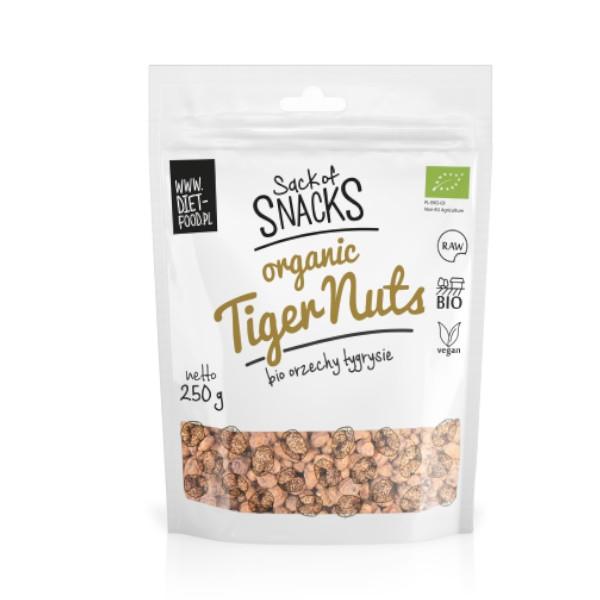 Βιολογικά Καρύδια Tiger Nuts 250γρ, Vegan, Diet Food
