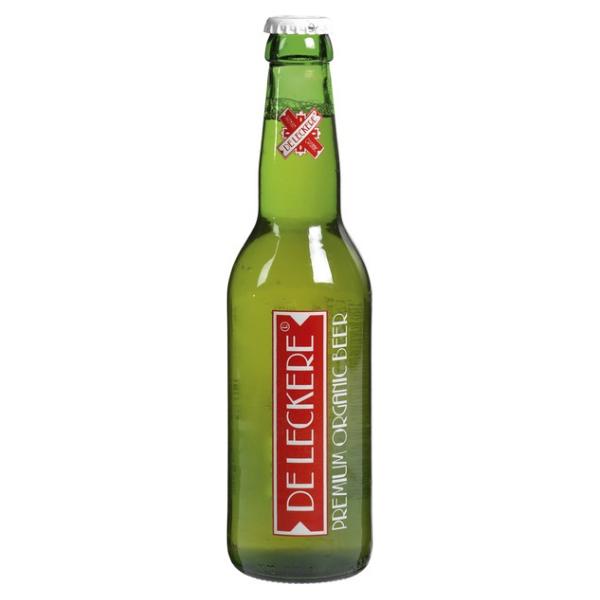 Βιολογική Μπύρα HALF-WEIZEN 5%, 330 ml, Bio, DE LECKERE