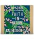 Σαπούνι Χεριών Μπάρα με Τεϊόδενδρο, 100gr, Faith In Nature