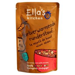 Βιολογικός Πολτός Μοσχαράκι Καρότο Πατάτα, 190 γρ., Bio, Ella's Kitchen