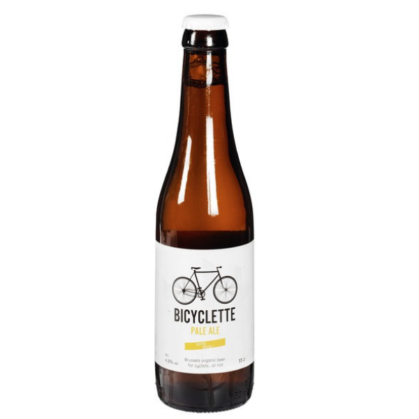 Βιολογική Μπύρα Pale Ale Bicyclette, 330 ml, Bio, DrinkDrink!