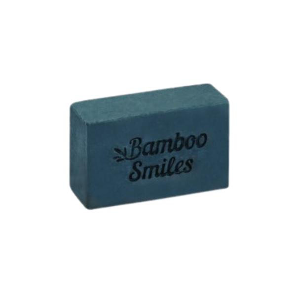 Bamboo Smiles Σαπούνι με ενεργό Άνθρακα 100γρ