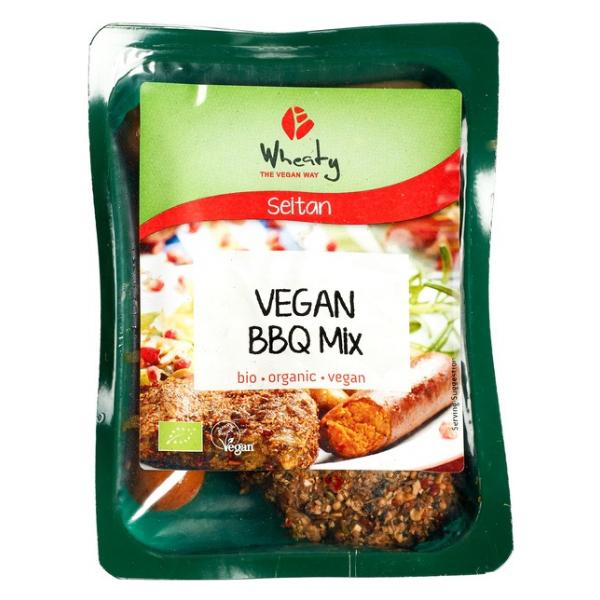 Βιολογικό Μπάρμπεκιου Mix, 200 γρ., Bio, Wheaty