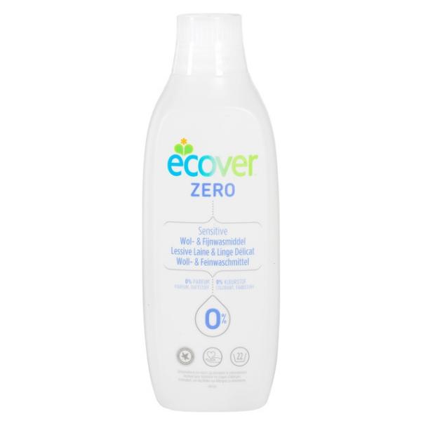 Μαλακτικό Ρούχων Zero για Μάλλινα & Ευαίσθητα, 1 ltr, Ecover