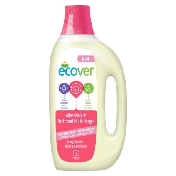 Υγρό Γενικού Καθαρισμού με Μανόλια, 1,5 lt, Ecover