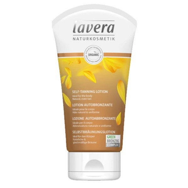 Βιολογική Λοσιόν Αυτομαυρίσματος,150 ml, Lavera