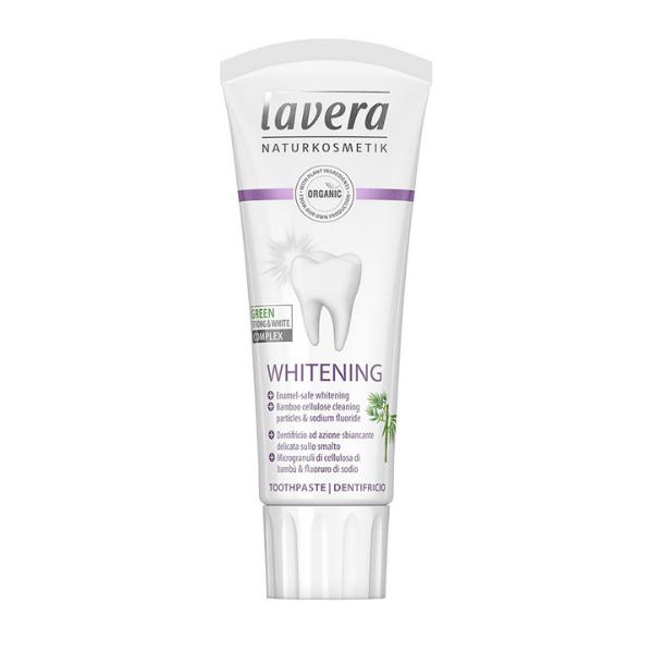 Οδοντόκρεμα Whitening, 75ml, Lavera