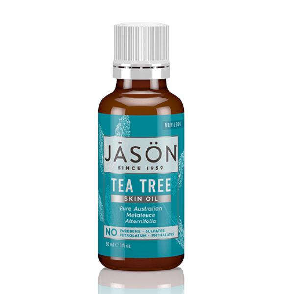 Έλαιο Τεϊόδεντρο, 30 ml, Jason