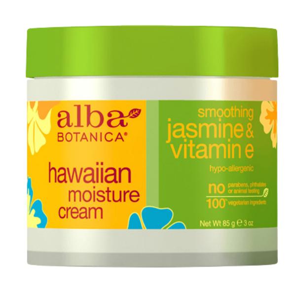 Κρέμα Προσώπου Γιασεμί & Βιταμίνη Ε, 85 γρ., Alba Botanica