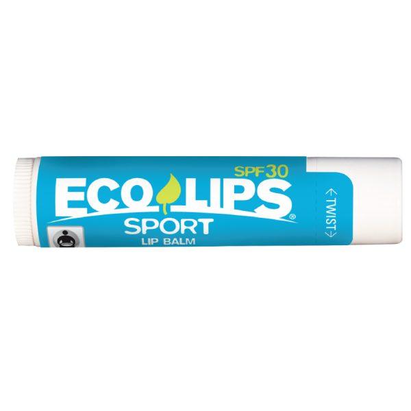 Classic Sport Βάλσαμο Χειλιών με Γεύση Βανίλια SPF 30, 4.25 γρ., Eco Lips