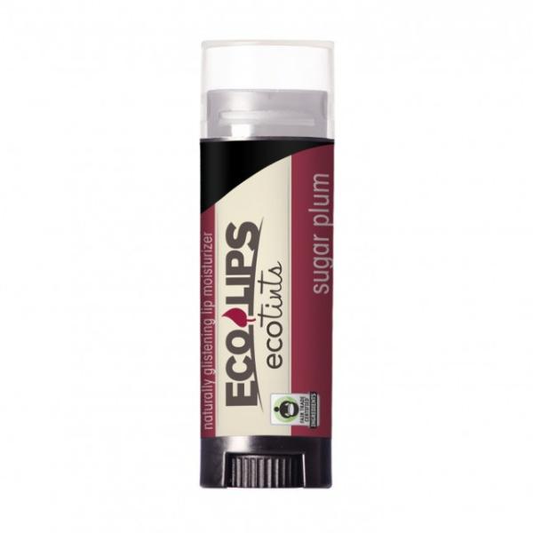 Eco Lips Tints απόχρωση δαμάσκηνο Sugar Plum 4.25 γρ