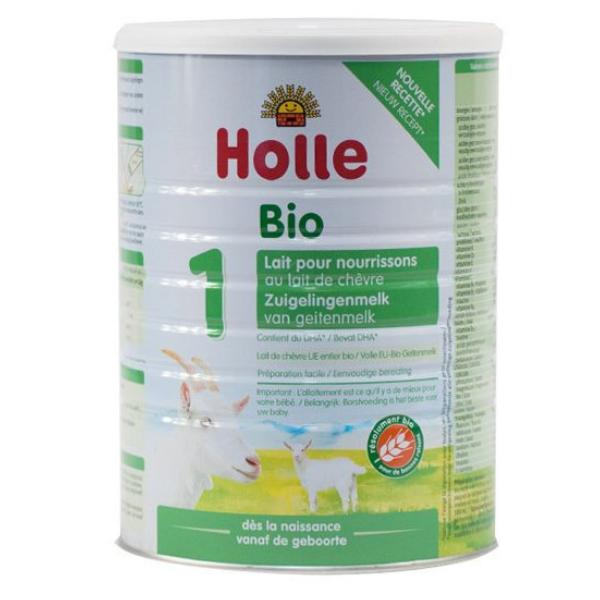 Βιολογικό Κατσικίσιο Γάλα σε Σκόνη No 1, 800 γρ., Bio, Holle