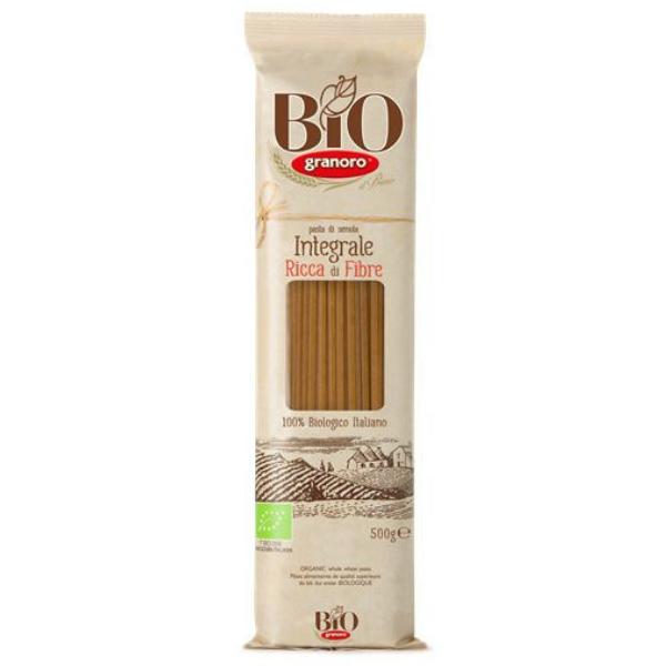 Βιολογικό Σπαγγέτι Ολικής, 500 γρ., Bio, Granoro