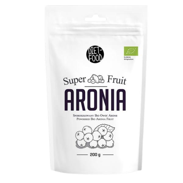 Βιολογική Αρώνια σε Σκόνη, 200 γρ., Bio, Diet Food
