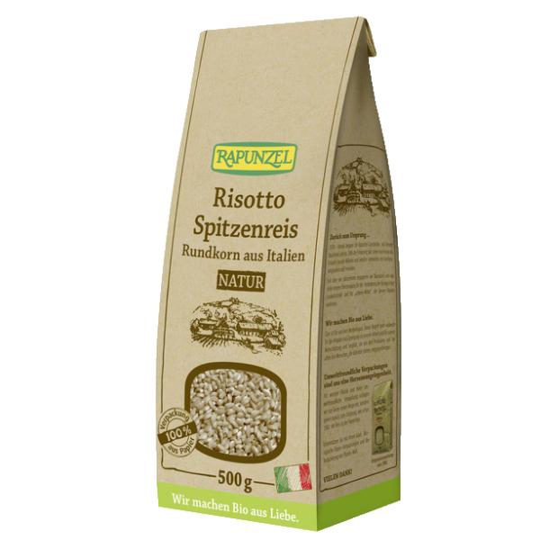 Βιολογικό Ρύζι για Ριζότο Πλήρες Bio 500γρ., Rapunzel