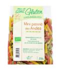 Βιολογικές Πέννες Τρίχρωμες Άνδεις Χωρίς Γλουτένη250γρ., Ma Vie Sans Gluten