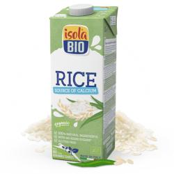 Βιολογικό Ρόφημα Ρυζιού με Ασβέστιο 1lt Bio, Isola Bio