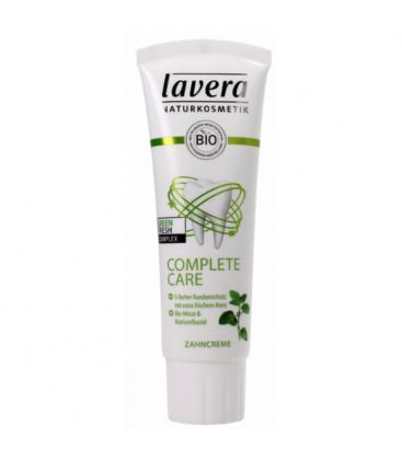 Lavera Οδοντόκρεμα Complete Care με Μέντα 75ml Basis, Βιολογική