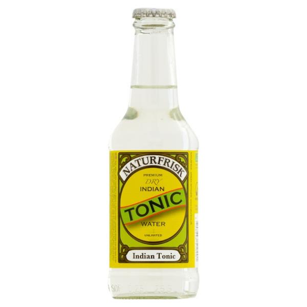 Βιολογικό Indian Tonic Water, 250 ml, Bio, Naturfrisk