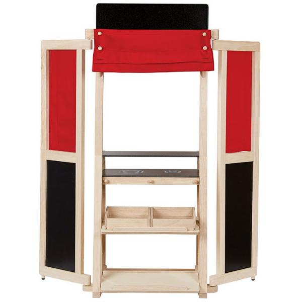 Κουκλοθέατρο – Κατάστημα – Κουζίνα, Plantoys, ξύλινο, οικολογικό, εκπαιδευτικό, παιχνίδι