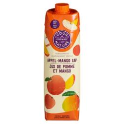 Βιολογικός Χυμός Μήλου- Μάνγκο, 1 lt, Bio, Your Organic Nature