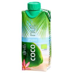 Βιολογικό Νερό Καρύδας, 330 ml, Bio, Aqua Verde