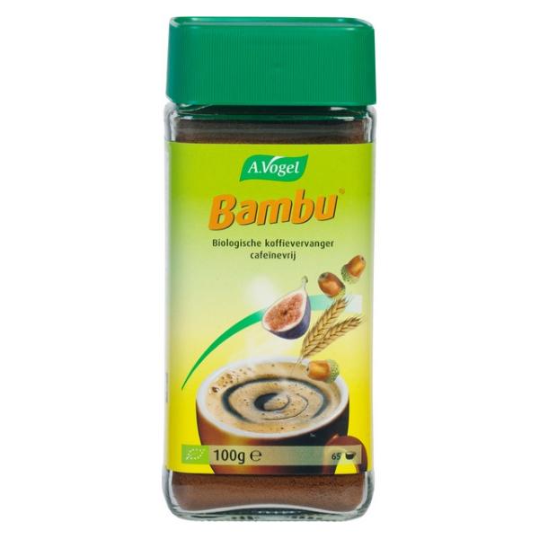 Βιολογικό Υποκατάστατο Καφέ Bambu, 100 γρ., Bio, A.Vogel