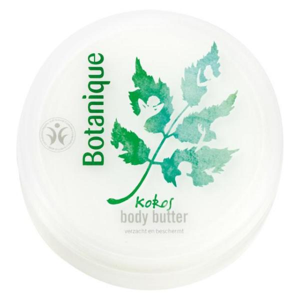Body Butter Kokos, 150 ml, Botanique