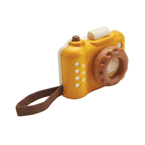 Φωτογραφική μηχανή, Plantoys, ξύλινο, οικολογικό, εκπαιδευτικό, παιχνίδι