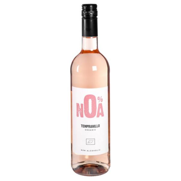 Βιολογικό Κρασί Ροζέ Tempranillo 0%, 750 ml, Bio, Noa