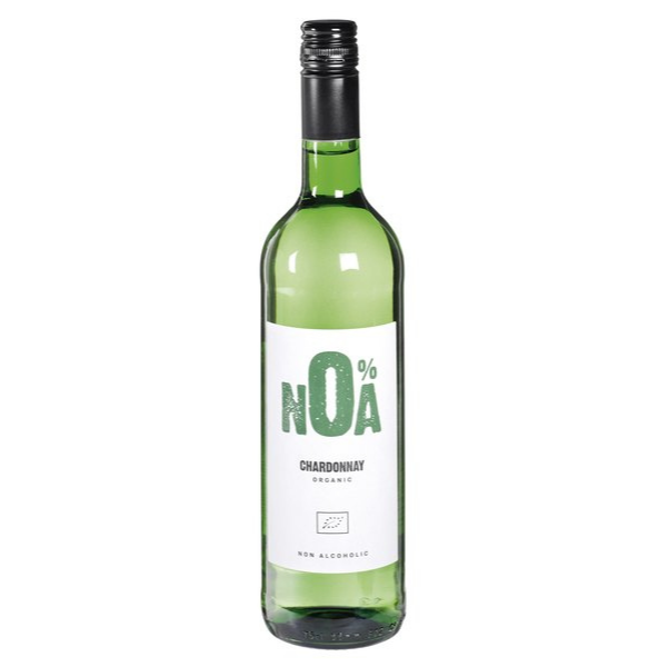 Βιολογικό Κρασί Ροζέ Chardonnay 0%, 750 ml, Bio, Noa