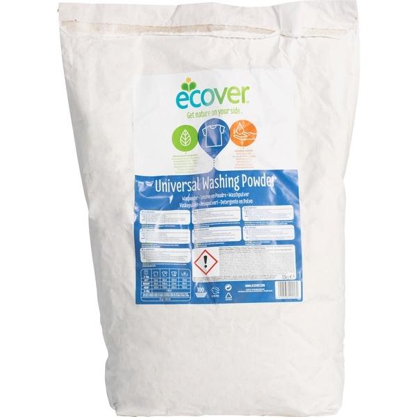 Σκόνη Πλυντηρίου για Λευκά & Χρωματιστά 7,5 κιλά, Ecover