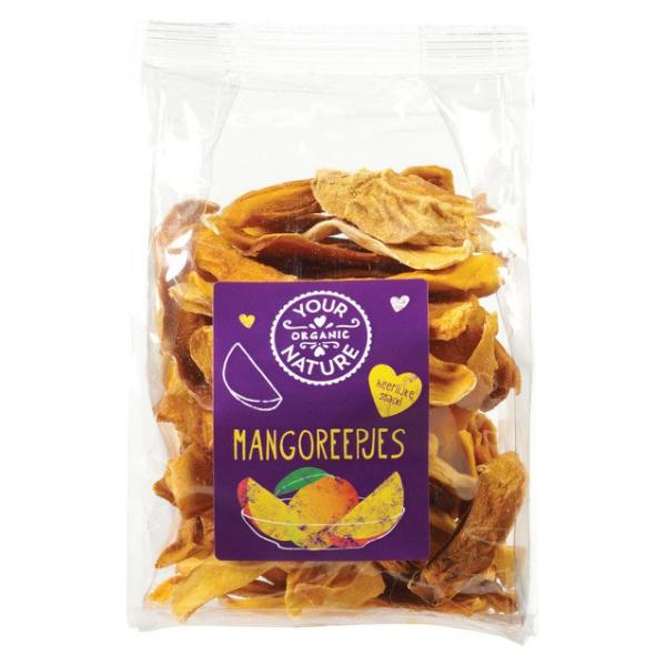 Βιολογικό Αποξηραμένο Μάνγκο, 200 γρ., Bio, Your Organic Nature