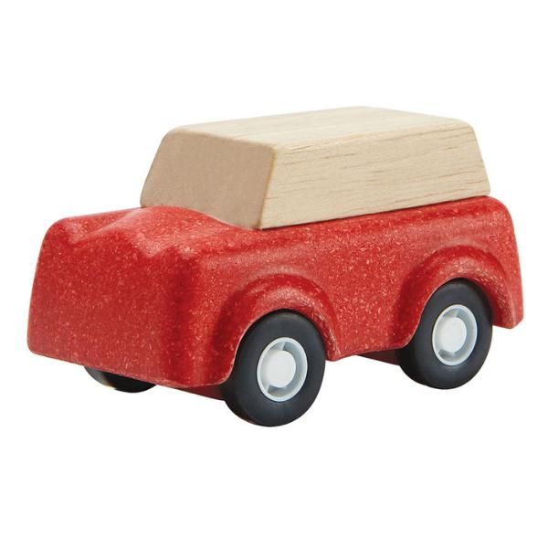 Αυτοκινητάκι πολυμορφικό, Plantoys, ξύλινο, οικολογικό, εκπαιδευτικό, παιχνίδι