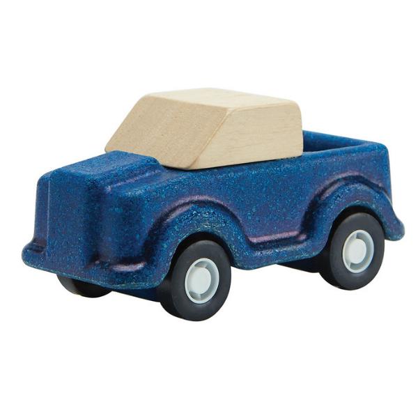 Φορτηγό, Plantoys, ξύλινο, οικολογικό, εκπαιδευτικό, παιχνίδι