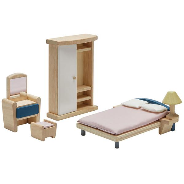 Κρεβατοκάμαρα - orchard, Plantoys, ξύλινο, οικολογικό, εκπαιδευτικό, παιχνίδι