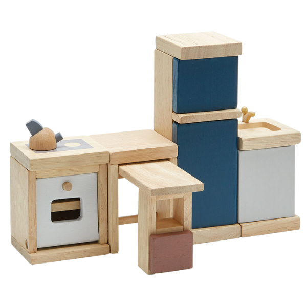 Κουζίνα - orchard, Plantoys, ξύλινο, οικολογικό, εκπαιδευτικό, παιχνίδι