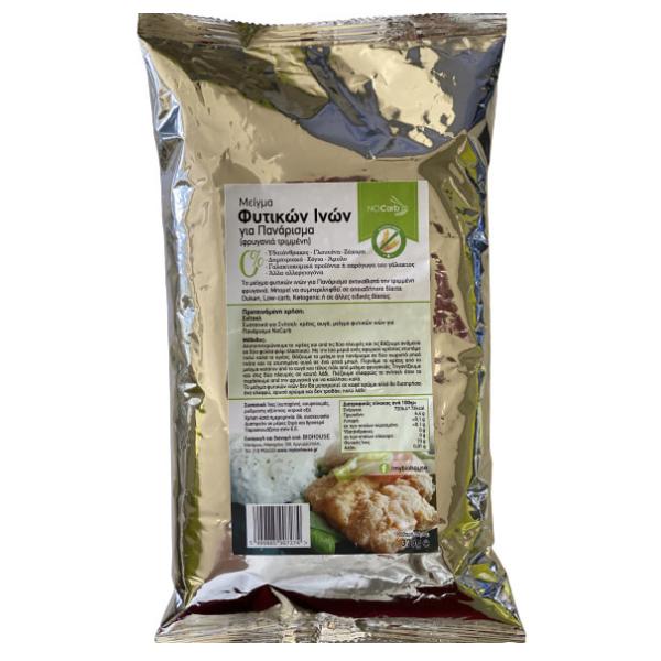 Μείγμα Φυτικών Ίνων Mix 3, Πανάρισμα, 375 γρ., Nocarb