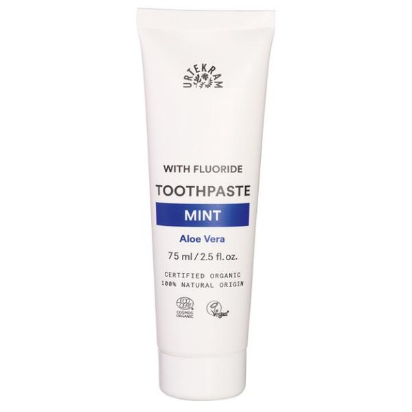 Οδοντόκρεμα με Φθόριο, 75 ml, Urtekram