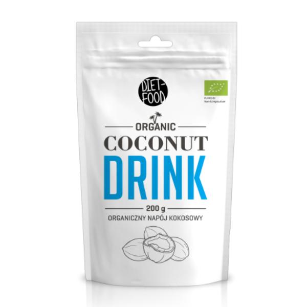 Βιολογικό Νερό Καρύδας σε Σκόνη, 150 γρ., Bio, Diet Food