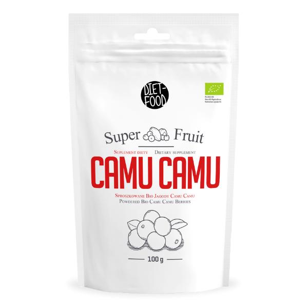 Βιολογικό Camu Camu Super Fruit, 100 γρ., Bio, Diet Food