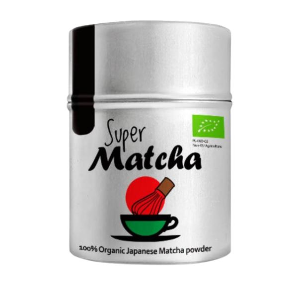 Βιολογικό Τσάι Μάτσα Ιαπωνίας, 40 γρ., Bio, Diet Food